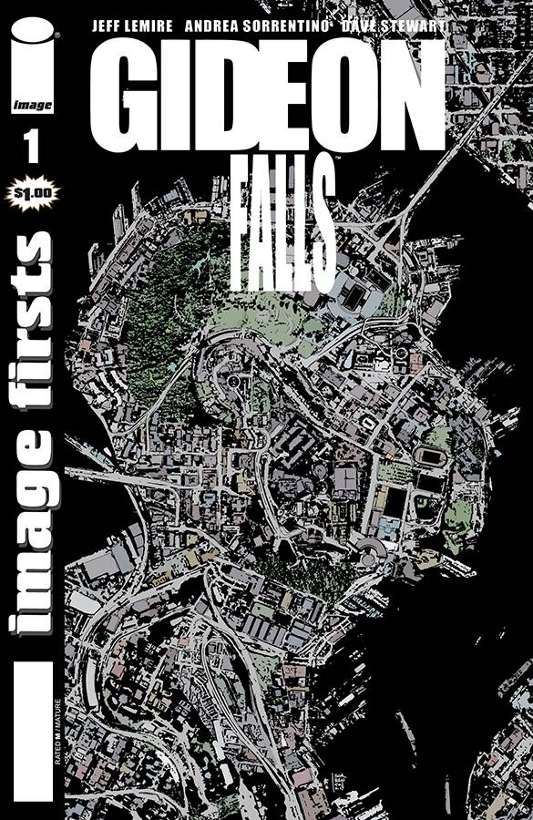 IMAGE FIRSTS GIDEON FALLS #1 (MR). - Linebreakers