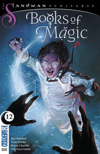 BOOKS OF MAGIC #12 (MR)