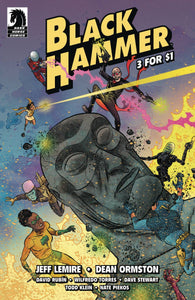 BLACK HAMMER 3 FOR $1