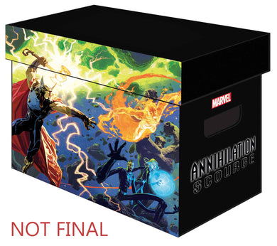 MARVEL GRAPHIC COMIC BOXES ANNIHILATION - Linebreakers