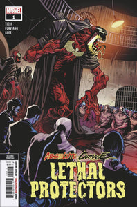 ABSOLUTE CARNAGE LETHAL PROTECTORS #1 (OF 3) 2ND PTG VAR AC