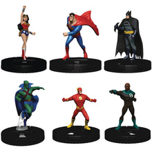 Load image into Gallery viewer, DC COMICS HEROCLIX JUSTICE LEAGUE UNLIMITED STARTER SET (C: