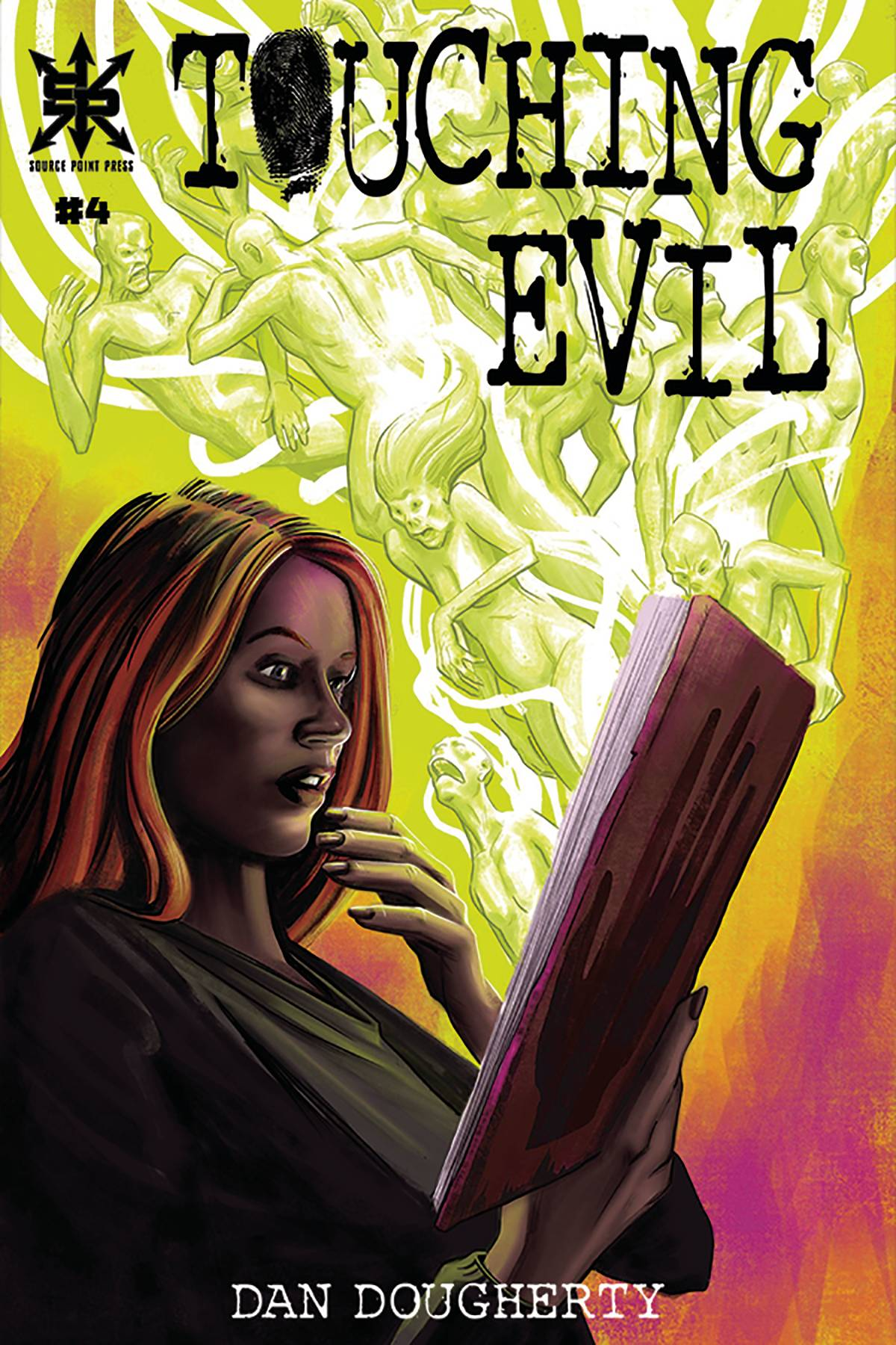 TOUCHING EVIL #4 (OF 7)