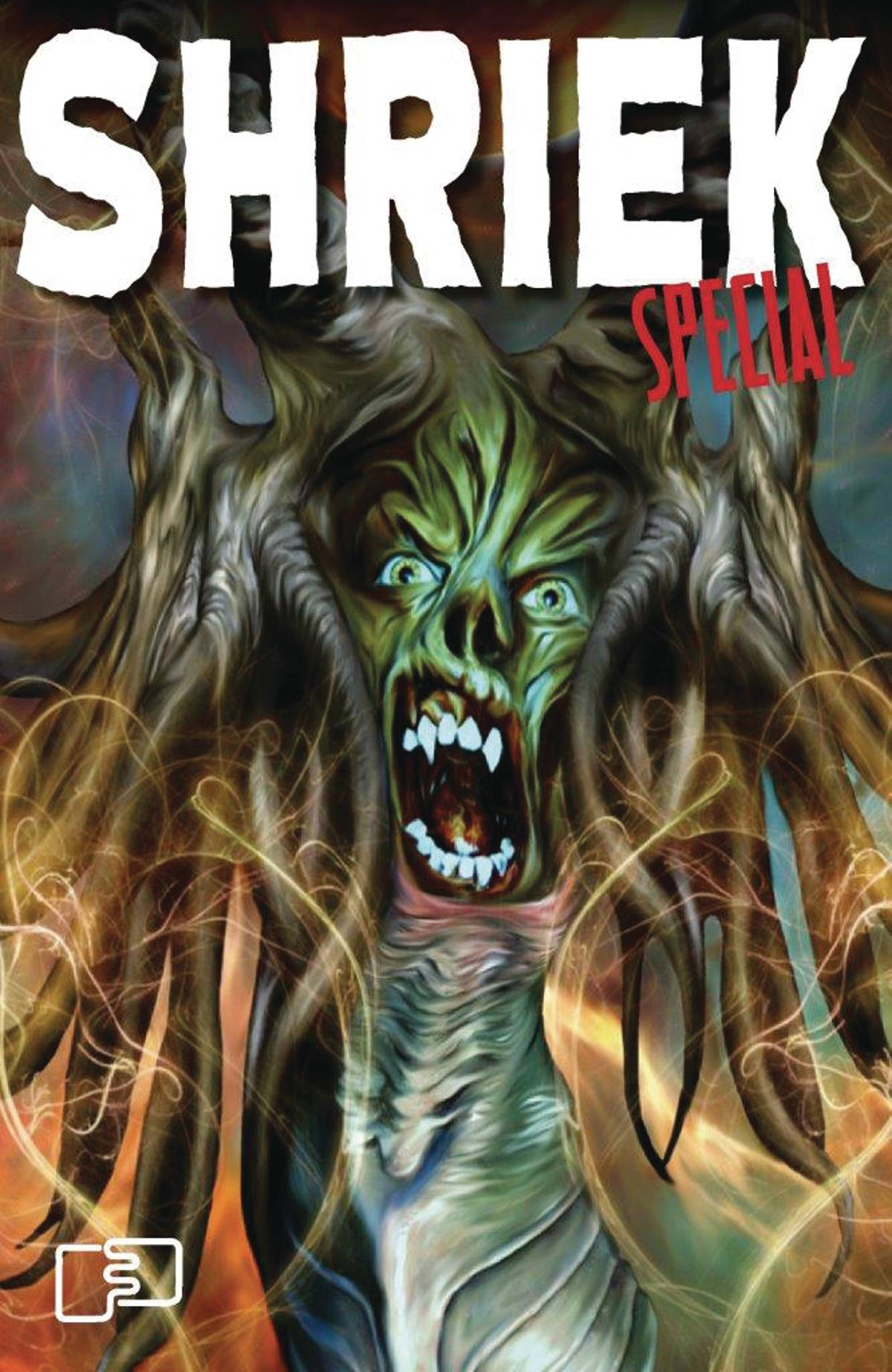 SHRIEK SPECIAL #1 (MR) (C: 0-1-0)