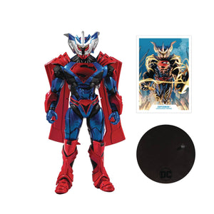 DC ARMORED WV1 SUPERMAN UNCHAINED 7IN SCALE AF CS (Net) (C: