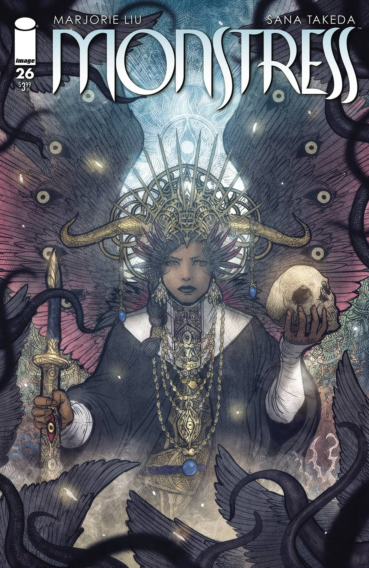 MONSTRESS #26 (MR)
