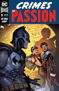 DC CRIMES OF PASSION #1