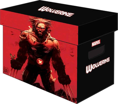 MARVEL GRAPHIC COMIC BOXES WOLVERINE - Linebreakers