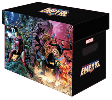 MARVEL GRAPHIC COMIC SHORT BOX EMPYRE - Linebreakers