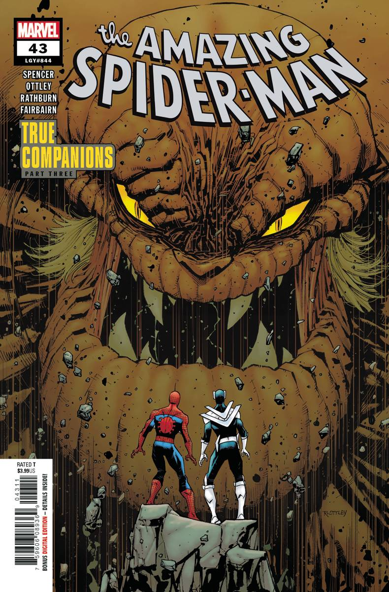 AMAZING SPIDER-MAN #43 - Linebreakers