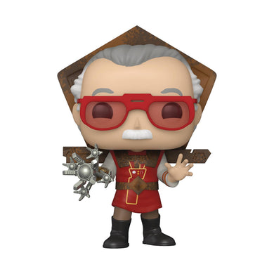 POP ICONS STAN LEE IN RAGNAROK OUTFIT VINYL FIGURE (C: 1-1-2