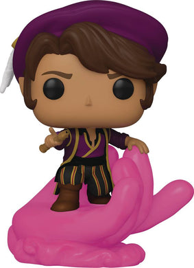 POP GAMES VOX MACHINA SCANLAN SHORTHALT VINYL FIGURE (C: 1-1