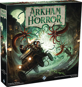 ARKHAM HORROR 3RD ED BOARD GAME (Net) (C: 0-1-2)