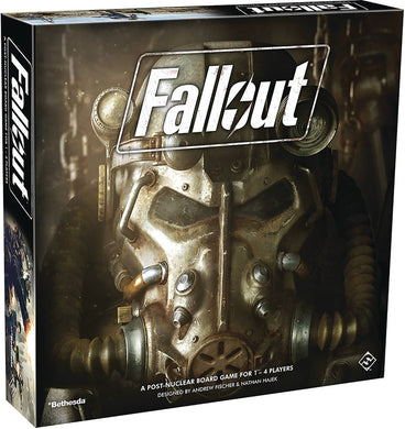 FALLOUT BOARD GAME (Net) (C: 0-1-2)