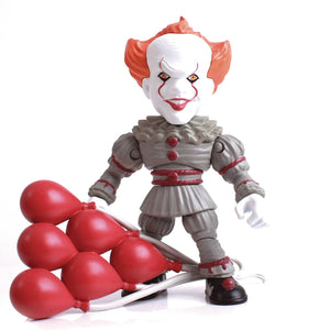 LOYAL SUBJECTS HORROR WAVE 2 IT PENNYWISE ACTION VINYL AF (C. - Linebreakers