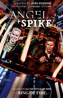 ANGEL & SPIKE TP VOL 01 (C: 0-1-2) - Linebreakers