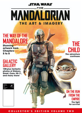 STAR WARS MANDALORIAN ART COLL NEWSSTAND ED #2 - Linebreakers