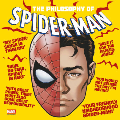 PHILOSOPHY OF SPIDERMAN HC