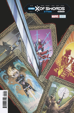 X OF SWORDS STASIS #1  RAMOS 1:25 VARIANT