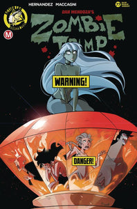 ^ZOMBIE TRAMP ONGOING #77 CVR B MACCAGNI RISQUE (MR)