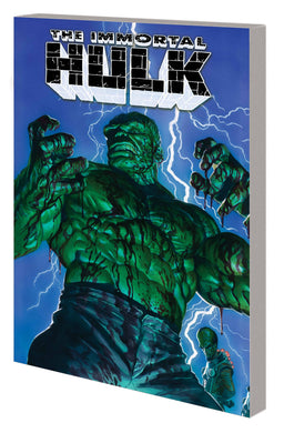 IMMORTAL HULK TP VOL 08 KEEPER OF THE DOOR