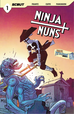 NINJA NUNS BAD HABITS DIE HARD ONE SHOT CVR A COPLAND