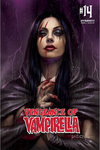^VENGEANCE OF VAMPIRELLA #14 CVR A PARRILLO