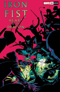 IRON FIST HEART OF DRAGON #2 (OF 6) MARTIN VAR