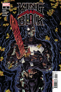 KING IN BLACK #5 (OF 5). - Linebreakers