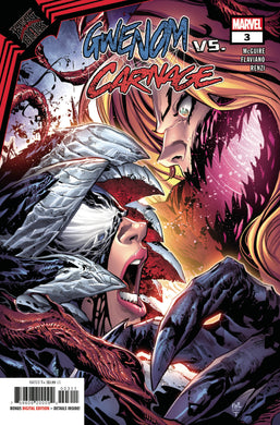 KING IN BLACK GWENOM VS CARNAGE #3 (OF 3),