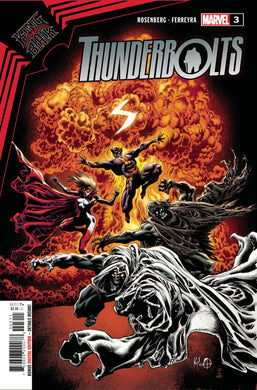 KING IN BLACK THUNDERBOLTS #3 (OF 3),