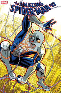 AMAZING SPIDER-MAN #62 1:10 RATIO VARIANT WEAVER DESIGN. - Linebreakers