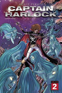 SPACE PIRATE CAPT HARLOCK #2 CVR E PHILIPPE BRIONES(PRE) - Linebreakers