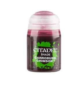 SHADE: CARROBURG CRIMSON (24ML) - Linebreakers