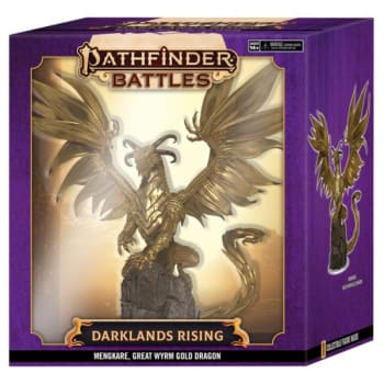 PATHFINDER BATTLES DARKLANDS RISING GREAT WYRM PREMIUM SET