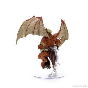 D&D: Icons of the Realms Demon Lord - Orcus, Demon Lord of Undeath Premium Figure - Linebreakers