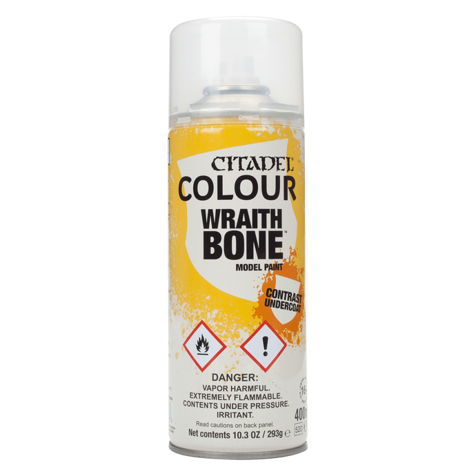 PRIMER: WRAITHBONE SPRAY 400ML (GLOBAL)