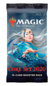 MTG Magic The Gathering Core Set 2020 (M20) Booster 1pack - Linebreakers