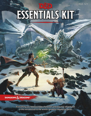 DUNGEONS & DRAGONS: Essentials Kit 5E