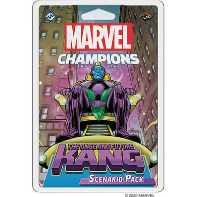 Marvel Champions LCG: The Once & Future Kang Scenario Pack