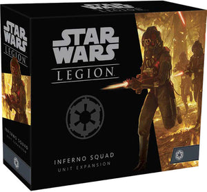 Star Wars: Legion - Inferno Squad Unit Expansion - Linebreakers