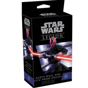 STAR WARS  LEGION: Darth Maul & Sith Probe Droids Expansion - Linebreakers