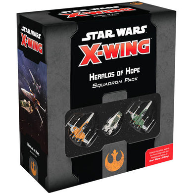 Star Wars X-Wing 2nd Ed: Heralds of Hope