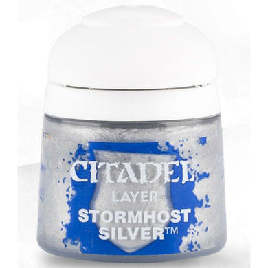 LAYER: STORMHOST SILVER (12ML) - Linebreakers