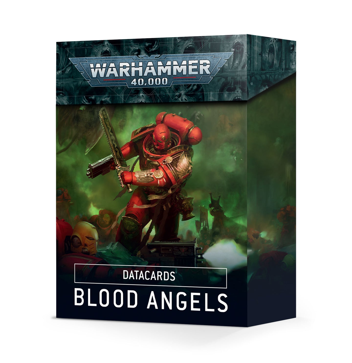 DATACARDS: BLOOD ANGELS 9TH EDITION