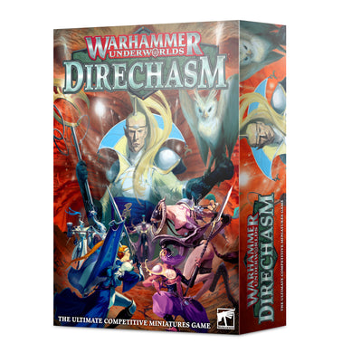 WH UNDERWORLDS: DIRECHASM CORE SET