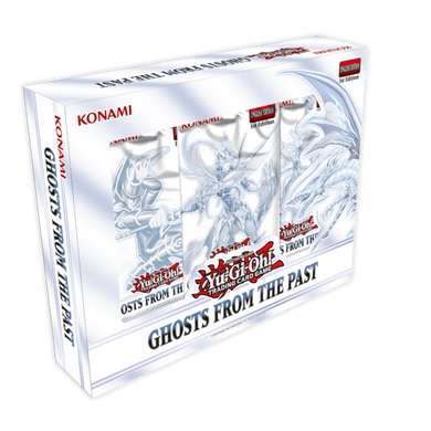 YUGIOH Ghosts From the Past Box - Linebreakers