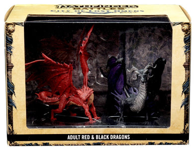 PATHFINDER BATTLES CITY LOST OMENS PREMIUM FIG ADULT DRAGONS