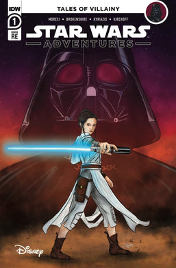 STAR WARS ADVENTURES (2020) #1 LINEBREAKERS SCOTT KRUGER EXCLUSIVE - Linebreakers