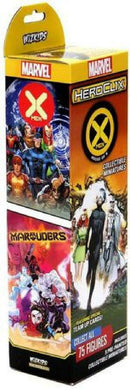 MARVEL HEROCLIX X-MEN HOUSE OF X BOOSTER Pack - Linebreakers